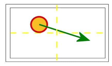 העמדה ומיקום בונסאי בעציץ 25